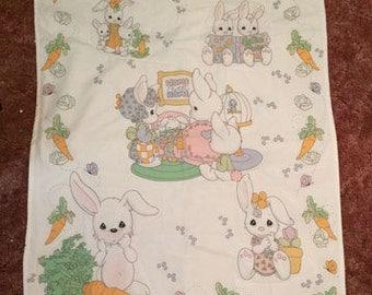 Baby Bunny Quilt