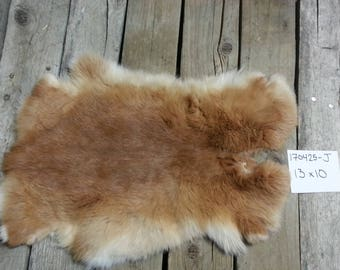 One Rabbit Hide as Shown. Lot No. 170425-J