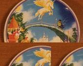 Unicorn Fantasy Mini Tin - Storage - Crafts - Gifts - Altered Art - FREE US Shipping