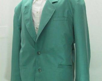 Vintage Men's Natural Silk Casual Jacket\Men's Silk Blazer\Men's Outer Jacket\Casual Blazer\Easy Jacket\Blazer for all Occasions\Men's Coat