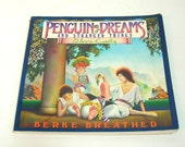 Penguin Dreams And Stranger Things Bloom County By Berke Breathed Vintage Book