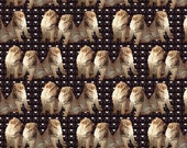 SharPei Puppies  fabric