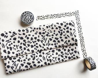 washi  tape -sumi splash- original design