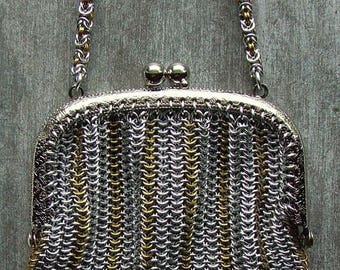 Chainmail Purse Wallet