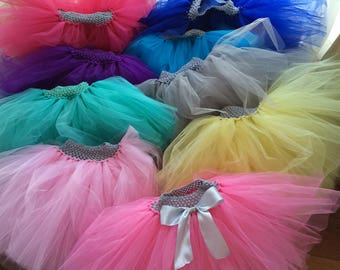 Marathon running tutu adult women.wedding flower girl Dance Ballet Costume all colors sizes  and combinations available