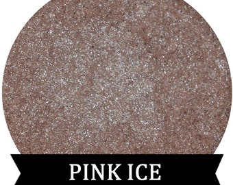 Shimmery Nude Pink Eyeshadow Hilight PINK ICE