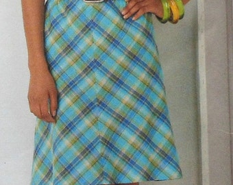 Skirt Sewing Pattern UNCUT Simplicity 2184 Sizes 6-14