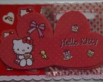 Sanrio Hello Kitty Mini Message Card Set