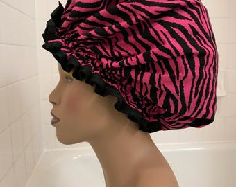 XL Shower Cap Machine Washable