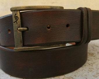 Brown Men's Belt, Brown Belt, Buckle Belt, Men's Belt, Leather Products, Leather Belt, Genuine Leather, Mens Style, Men's Fashion Leather