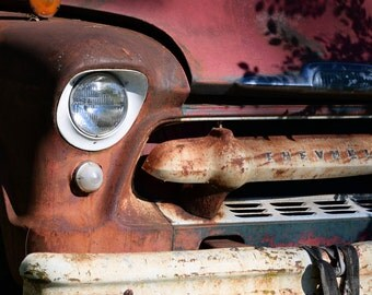 Fine Art Print, Chevy, Carroll County, Indiana (IDCOA_3323)