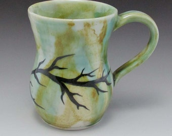 Winter Sun Mug