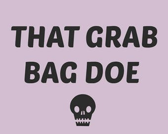 Grab Bag UPGRADE, Pin, Pins, Brooch, Necklaces, earrings, witchy, goth, sassy, mystery,daria, halloween, gothic, gift, surprise, feminist,