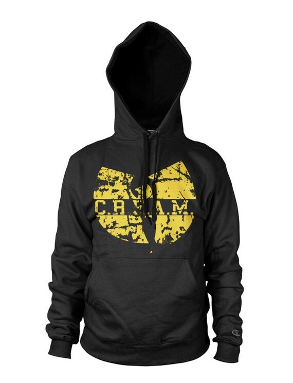 wu tang clan hoodie cash rules everything around me zipper. Black Bedroom Furniture Sets. Home Design Ideas