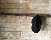 Wooden Baseball Bat Hat or Coat Rack