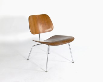 1st Generation Eames for Herman Miller Molded Plywood Lounge Chair -LCM