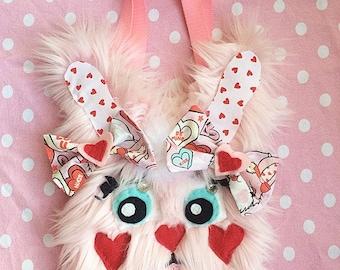 Valentine Bunny Bag