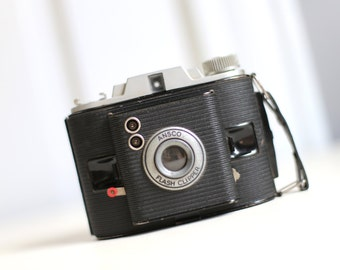 Vintage Ansco Flash Clipper Camera