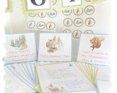 Peter Rabbit Party Package- for Winchester