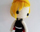 Prompto Argentum Final Fantasy 15 XV Crochet Amigurumi doll featured image