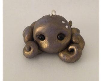 Mini octopus Handmade ornament