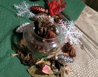 Simmering Potpourri Herb Blend, scent simmer, cinnamon, allspice