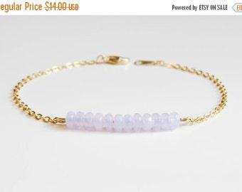 10% OFF CYBER WEEK Violet Opal Beaded Bracelet   Opal Beaded Bracelet   Opal Layering Bracelet   Violet Layering Bracelet   Boho Layering Br