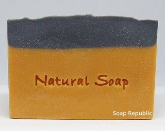 Natural Soap / Acrylic Soap Stamp ( Soap Republic )