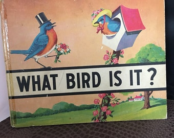 What Bird Is It ? 1945