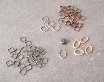 Destash Lot of Jewelry Findings