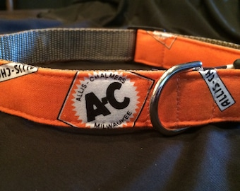 Allis Chalmers Dog Collar by Collars for Canines