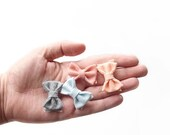 Bitty Bows || Create Your Set || Headband or Clip