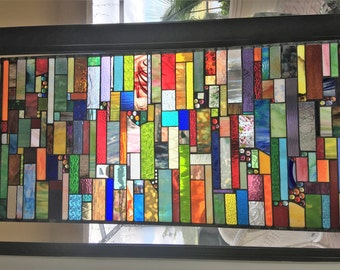 Vivacious Stained Glass