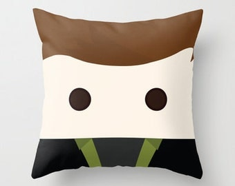 Dean pillow, plush, cushion