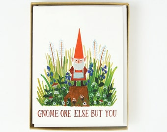 Gnome one Else But You 8pcs Boxed Set