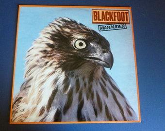 Blackfoot Marauder Vinyl Record LP SD 32-107 ATCO Records 1981