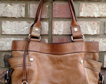 Vintage FOSSIL Tote