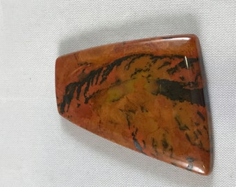 Tiger Tail Jasper Free Form Cabochon CAB-9-16