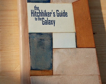 The Hitchhiker's Guide to the Galaxy leather bound limited edition