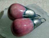 Porcelain Bronzy Droplets Priddy Pink