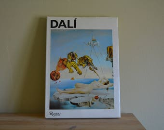 Excellent Salvador Dali Book By Rizzoli New York
