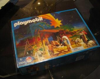 Vintage Playmobil Nativity Set 3996 and 3997