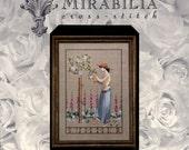 Mirabilia: Summer In My Garden (OOP) - a Nora Corbett Cross Stitch Pattern