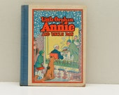 Little Orphan Annie and Uncle Dan  1933 Hard Cover Comic Book