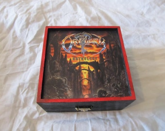 Obituary  Keepsake Stash Box