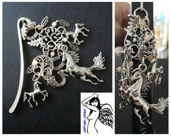 Sale was 22 now 20uk Horse and Trees Bookmark