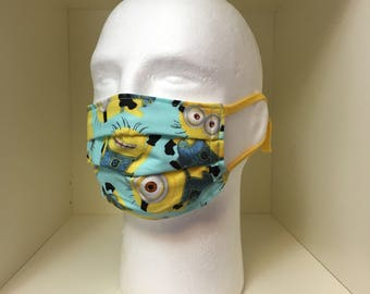 minion mask template - minion mask etsy