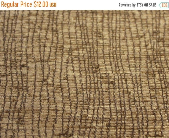 Brown Textured Chenille Fabric,Brown Upholstery Fabric,Brown Home Decor Fabric,Brown Tonal Upholstery Fabric,Fabric by the YARD