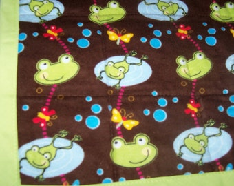 SALE! Jumping Frogs! Pet Mat
