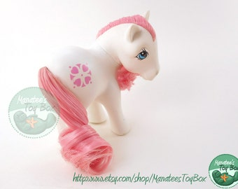 My Little Pony Sundance: Vintage 1980s Toy by Hasbro